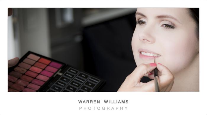 Adri Hugo hair and make-up, Warren Williams Photography
