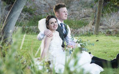 Stephen and Sophia, Clouds Estate, Stellenbosch