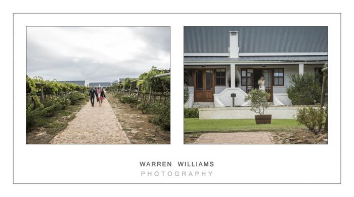 Ola and Jenny, Wildekrans Wine Estate, Bot River