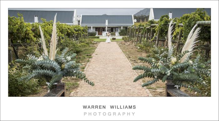 Wildekrans wedding venue and wine estate