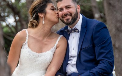 Dayne and Kristal, The Homestead, Constantia