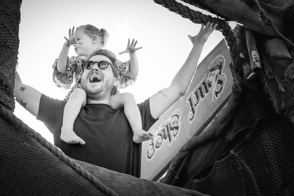Fun at Die Strandloper