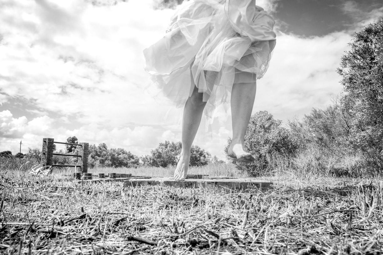 Jo and Danny, Trash the Dress